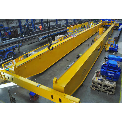 Double Girder EOT Crane Manufacturer Ahmedabad