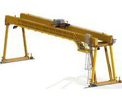 Goliath Cranes Manufacturer Ahmedabad