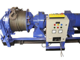 EXPLOSION PROOF WIRE ROPE HOIST