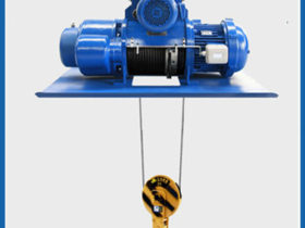 EXPLOSION PROOF WIRE ROPE HOIST Ahmedabad