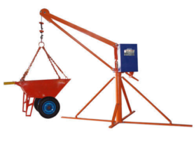MINI CONSTRUCTION LIFT HOIST