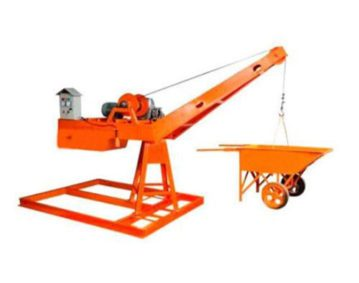 MINI CONSTRUCTION LIFT HOIST Manufacturer